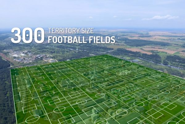 territory infographics